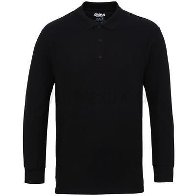 Gildan Premium Cotton Long Sleeve Double Pique -