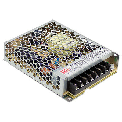 Mean Well Lrs-100-12 102w 12v 8.5a Single Output Switchable Power Supply