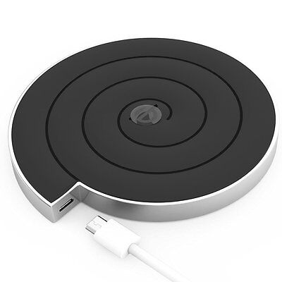 GENUINE WIRELESS CHARGER FOR SAMSUNG GALAXY S7 EDGE S8 Fast QI PAD