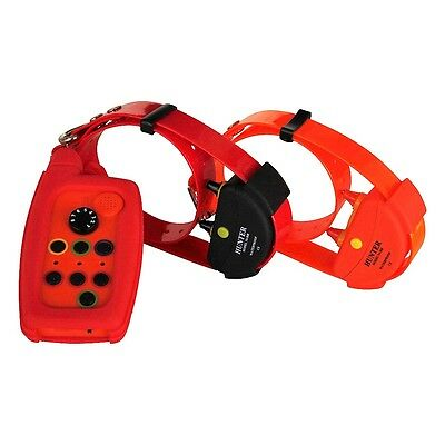 Waterproof Remote Dog training collar range up to 10,000 m for 2 dogs