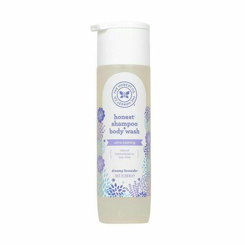 The Honest Company Shampoo And Body Wash Dreamy Lavender 10 oz