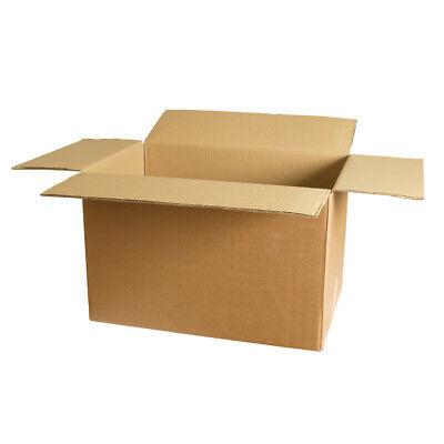 50 New Corrugated Boxes - 8 X 4 X 4 200 32 Ect