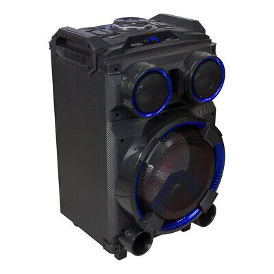 2 400W Active Speaker Battery Bluetooth Party Sound System (Party Standups)