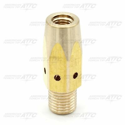 Attc Contact Tip Adapter For Millermatic 212 252 - 5pk - 169728