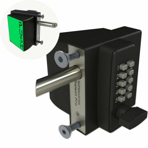 Gatemaster Quick Exit Digital Gate Lock 40-60mm RH (SBQEDGLR02)