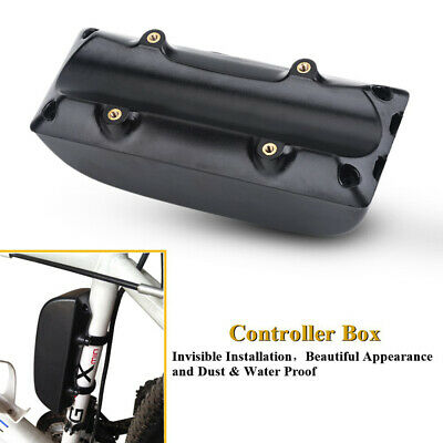 Battery Controller Box Kit Case Bicycle E-Bike Electric Scooter Moped Black New
