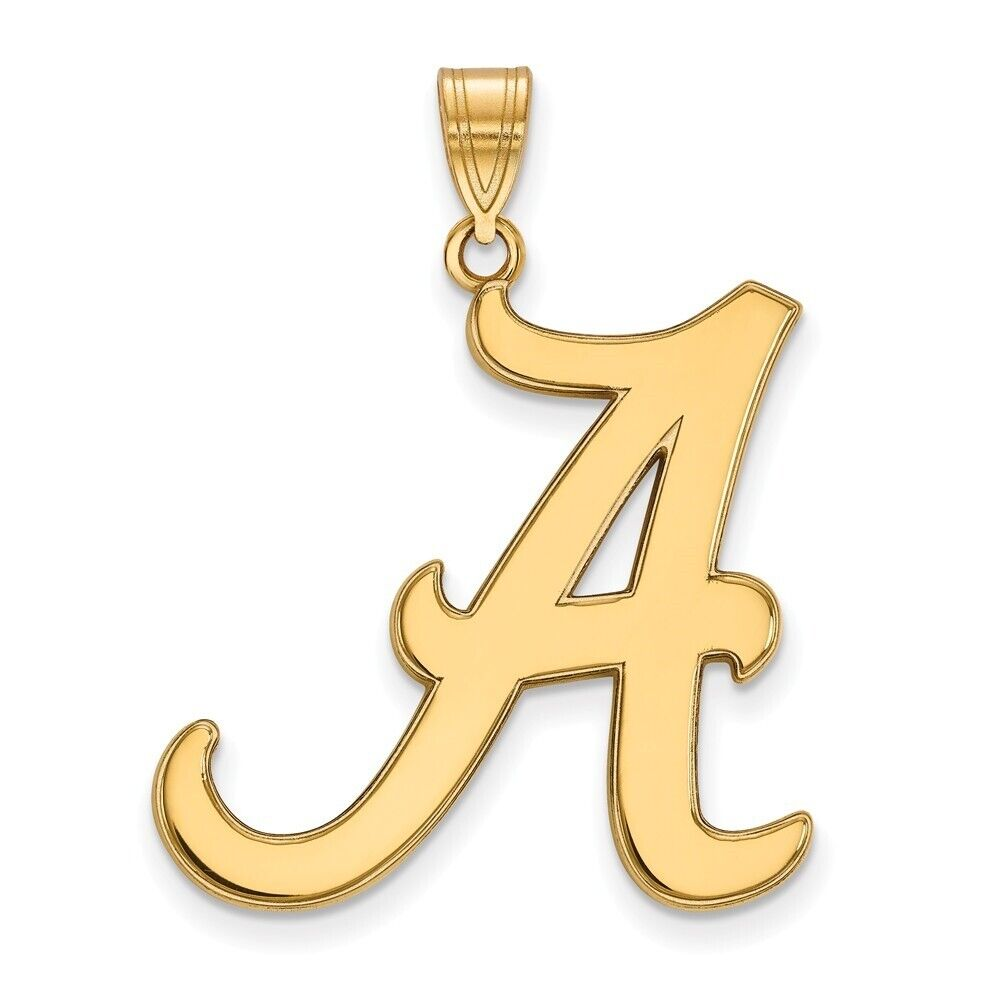 Georgetown Hoyas 14k Yellow Gold Cut Out Logo College Charm