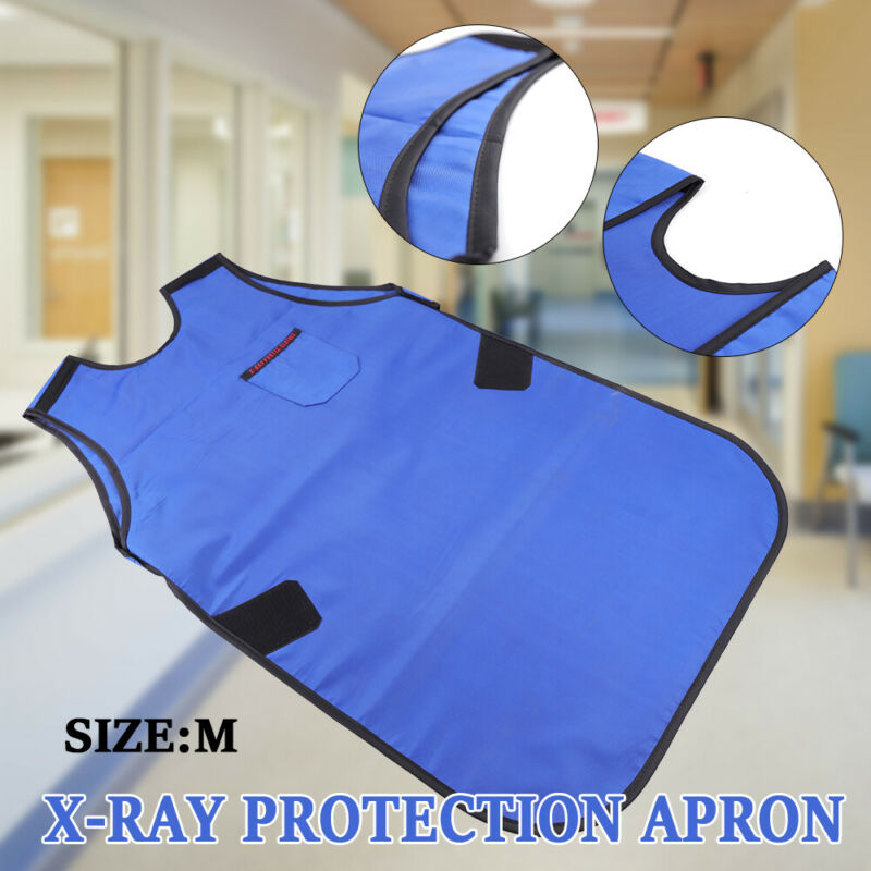 M Dental X-Ray Radiation Protective Apron Free XRAY Radiation Protect with Belt