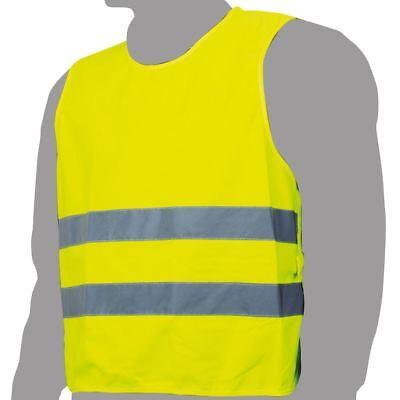 Oxford High Visibility Bright Top Motorcycle Motorbike Hi-Viz Safety Vest