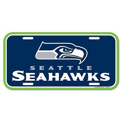 seattle seahawks 6 x12 official logo license