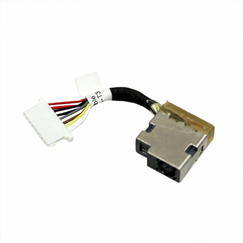 DC Power Jack Cable Connector Harness For HP ProBook 440 G7 450 G7 455 G7 JUS