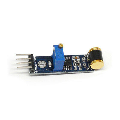 Output Schock Vinration Detektion Sensor-Modul (Roboter-kits)