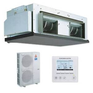 NEW Mitsubishi Electric 14KW ducted air conditioning system Wetherill Park Fairfield Area Preview