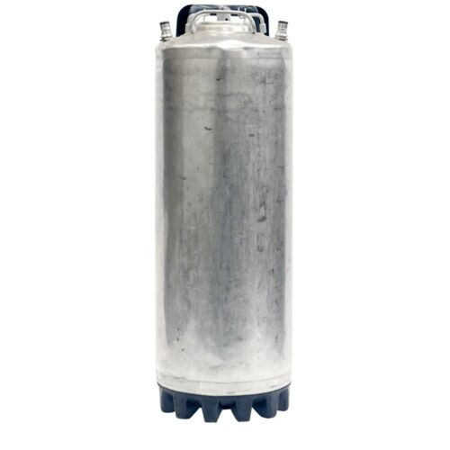 5 Gallon Ball Lock Keg Reconditioned - Class 2 - Beer - Cold Brew - Ships Free!