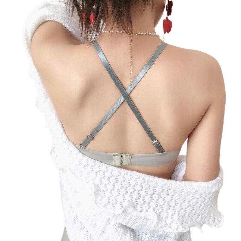 Womens Girls  Lingerie Underwear Push Up Bra Gather Sets Comfort 3/4 Cup Bras Bras & Bra Sets