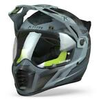 KLIM KRIOS PRO ARSENAL GRIJS ADVENTUREHELM