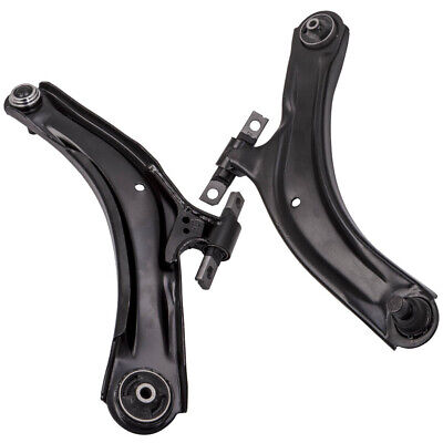 SUSPENSION CONTROL ARMS WISHBONES L&R LINKS For NISSAN QASHQAI 2007-2015 FRONT