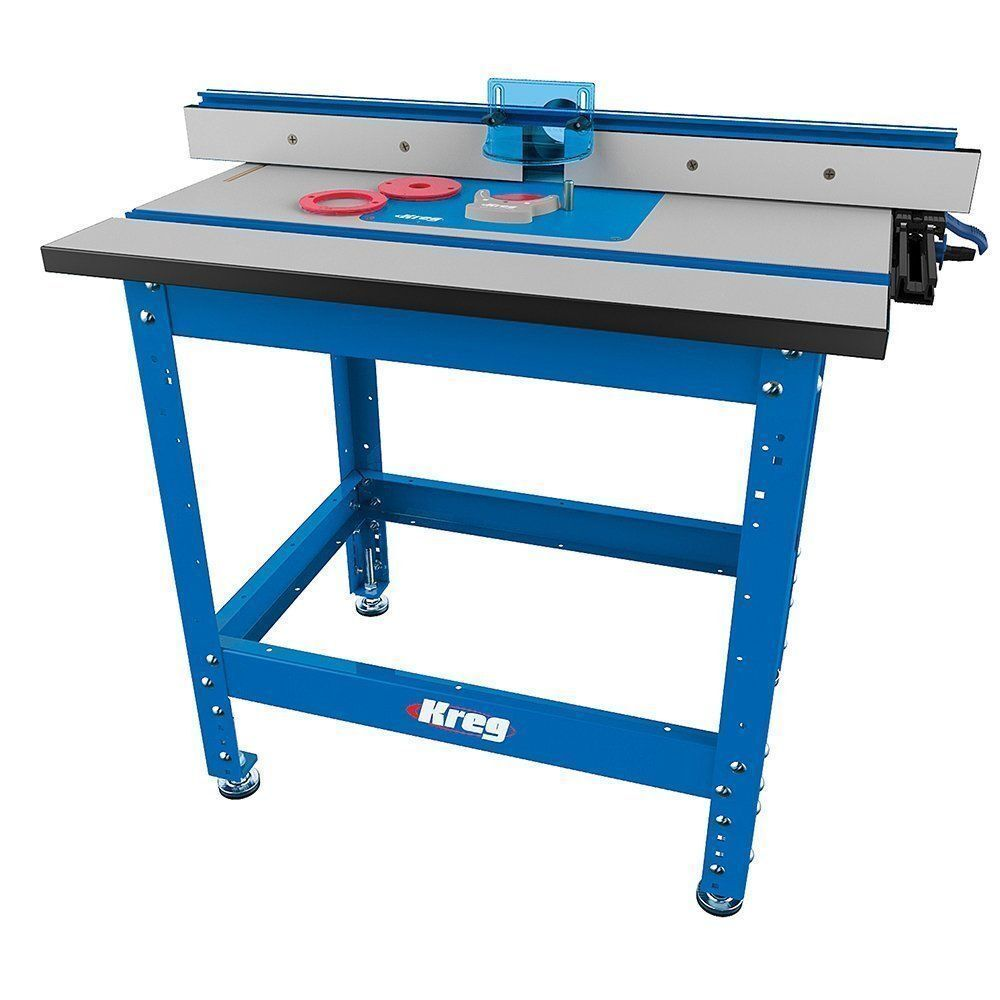 Router table ebay new kreg prs1045 precision router table system tool kit krs1035 prs1025 prs1015 greentooth Choice Image