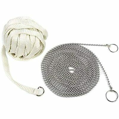Fish Tape Puller Tool Kitfish Wires Through Walls Assistantcable 4.5mm Ball 5m