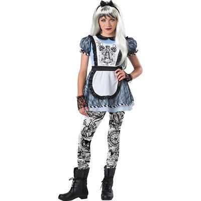 Tween Girls Malice in Wonderland Costume