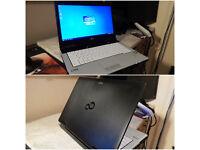 "Mega fast Fujitsu Lifebook Core i3 14"" laptop in perfect condition. 6GB DDR3 RAM. 320GB HDD Webcam."