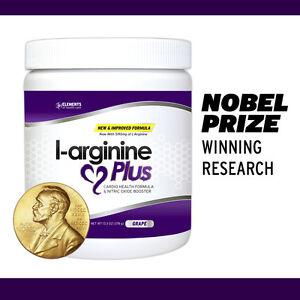 Cardio Heart Health 5110mg L-Arginine 1010mg L-Citrulline, L-Arginine Plus