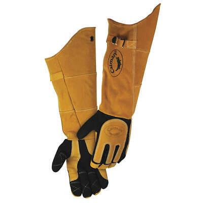 Caiman 1878-5 Welding Glovesmig Stickl9pr