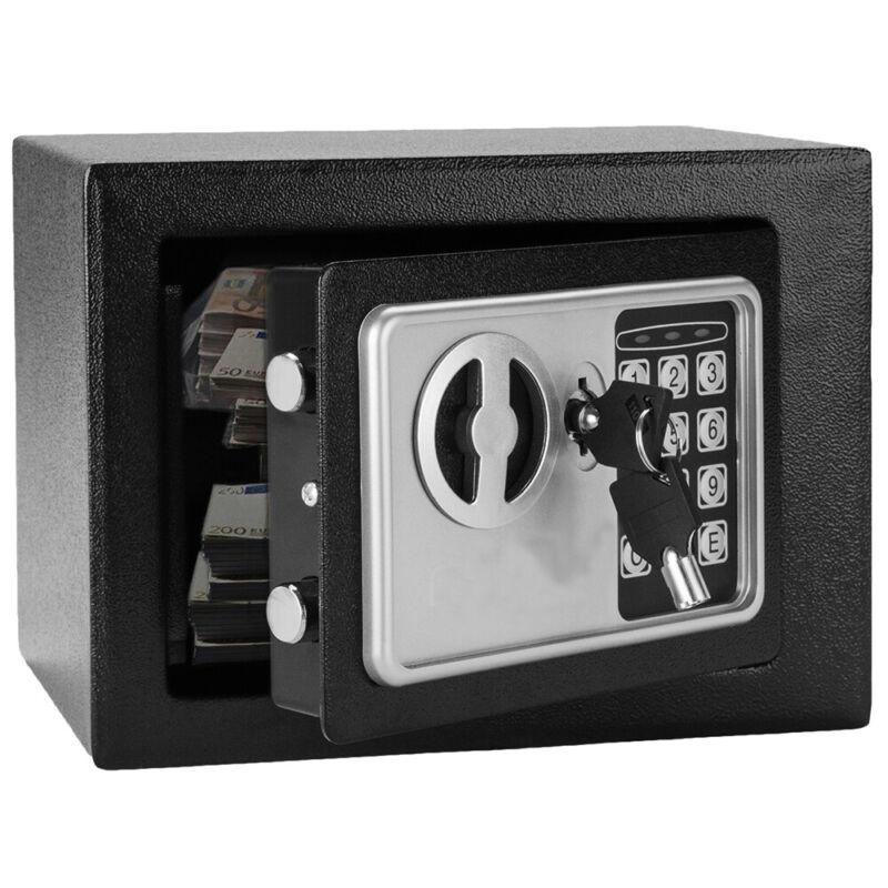 Electronic Digital Safe Box Wall Money Keypad Lock Home Fireproof  Gun Security