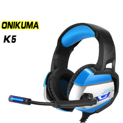 Best Gaming Headset Gamer Gaming Headphone Earphone for Computer PC PS4 With (Best Mic For Gaming Headset)