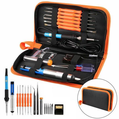 Soldering Iron Kit Electrical Welding Tool Gun Set Solder St