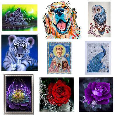 5D Diamond Painting DIY Embroidery Cross Crafts Stitch Kit Crafts Decors