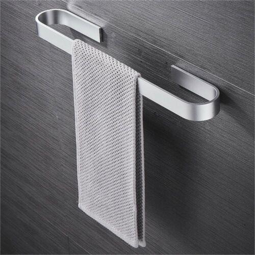 Handtuchstange 45cm Handtuchhalter Bad Handtuchständer Badezimmer ohne Bohren