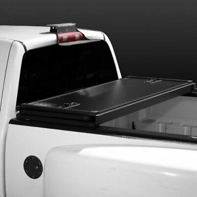 Short Hard Bed 5FT for 2015-2018 Chevrolet Colorado Tri-fold Soild Tonneau Cover ()