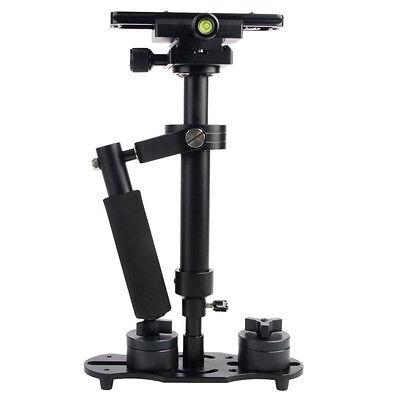 S40 40CM DSLR Camera Camcorder DV Handheld Steady Stabilizer For Canon 70D Nikon