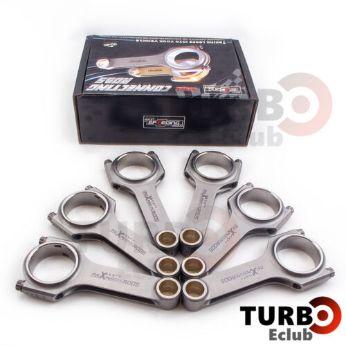 Connecting Rod rods for Toyota Supra MK4 2JZ 2JZ-GTE 2JZ-GE Conrod Bielle Pleuel