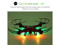 GOOLRC X5C 2.4GHz 4CH 6-axis Gyro 2.0MP HD Camera RC Quadcopter $5 coupon