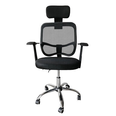 Ergonomic Mesh Office Chair Computer Desk Task Executive Swivel Chair Adjustable