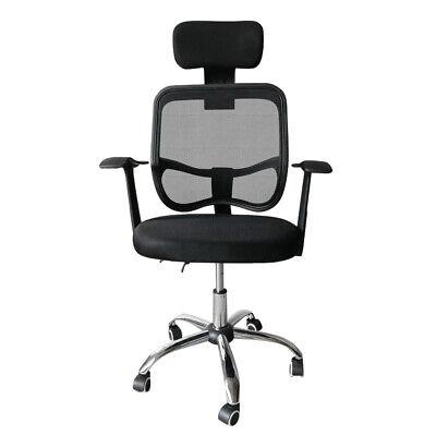 Ergonomic Mesh Office Chair Computer Desk Task Executive Swivel Chair Adjustable