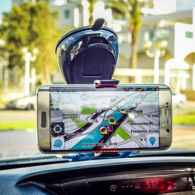 Galaxy S6 Edge Car Holder