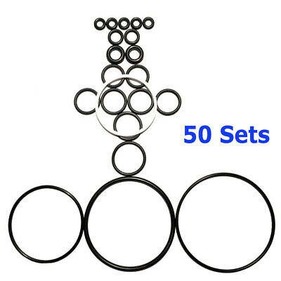 50 X New O-ring Complete Kits For Graco Fusion Air Purge Ap 246355