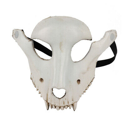 Scary Sheep Mask (Halloween Masquerade Creepy Horror Scary Cosplay Prop Sheep Bones Skull)
