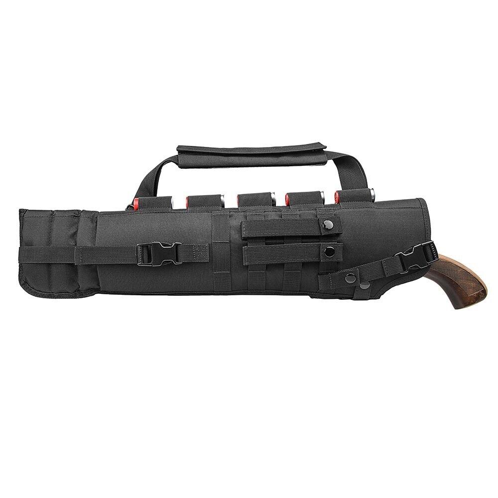 VISM CVXSCB3016B BLACK SBS/AOW Short Barrel Shotgun Scabbard