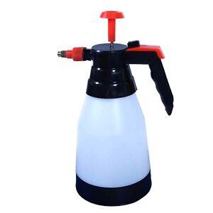 3003610 Sprayer 1 L Weiß-Schwarz Handsprüher Sprühflasche Drucksprüher
