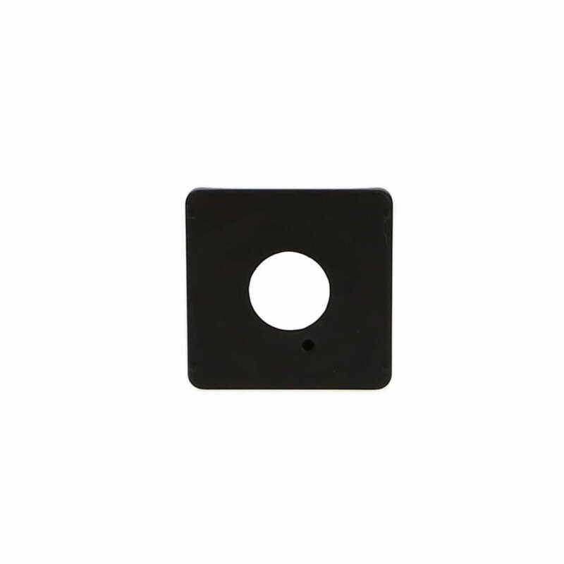 Graflex Graphic Press 2X3 25 Hole Black Lens Board EX