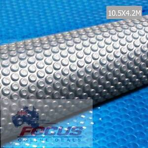 Isothermal Solar Swimming Pool Cover Bubble Blanket 10.5m X 4.2m Melbourne CBD Melbourne City Preview