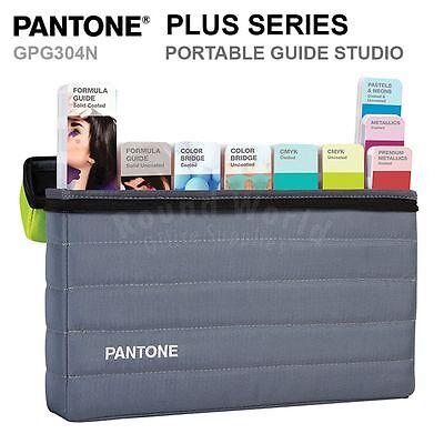 Pantone Color Plus Series Gpg304n Portable Guide Studio Formula Guides Set