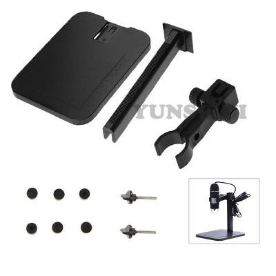 New Universal Usb 2.0 Zoom Magnifier Digital Microscope Desk Stand Mount Holder