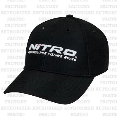 5d8dc719d4e NITRO BOATS CRAWLER CAP FISHING HAT BASS FISHING N18A-H125 HEADWEAR