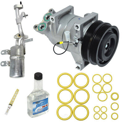Universal Air Conditioner KT 1012 A//C Compressor and Component Kit