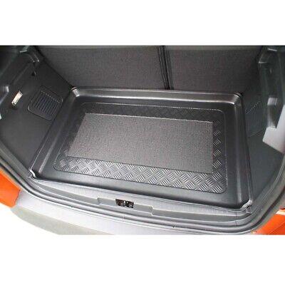erhö Kofferraumwanne für Renault Captur Steilheck Geländewagen SUV 5-türer 2013